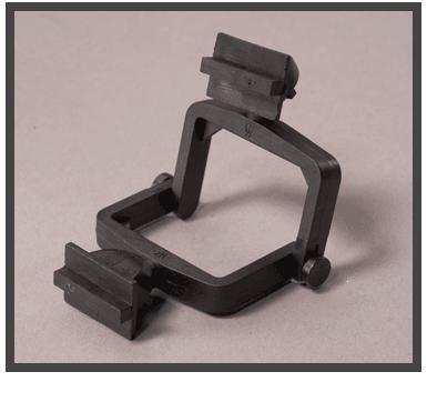 Black Slotted Articulators