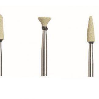 Pacific Abrasives Sintered Diamond Burs