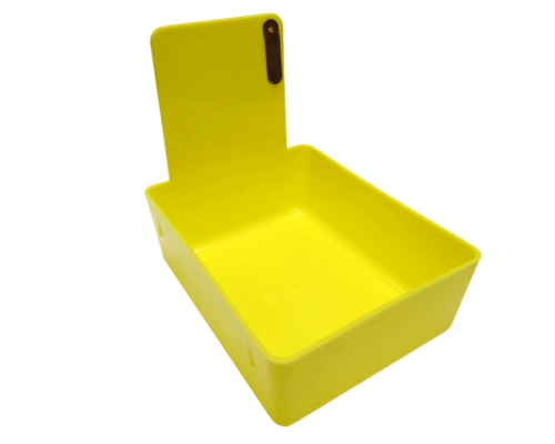 Lab Pan Yellow