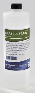 Glaze & Stain Med.