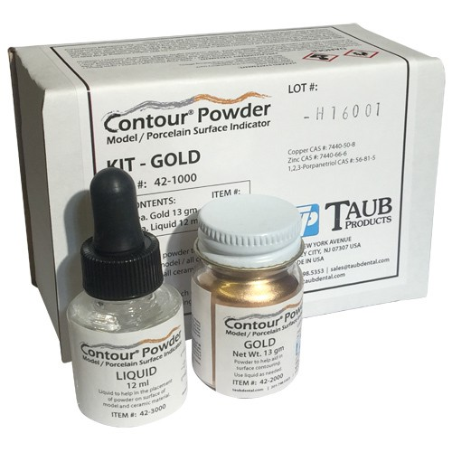 Taub Countour Powder Gold